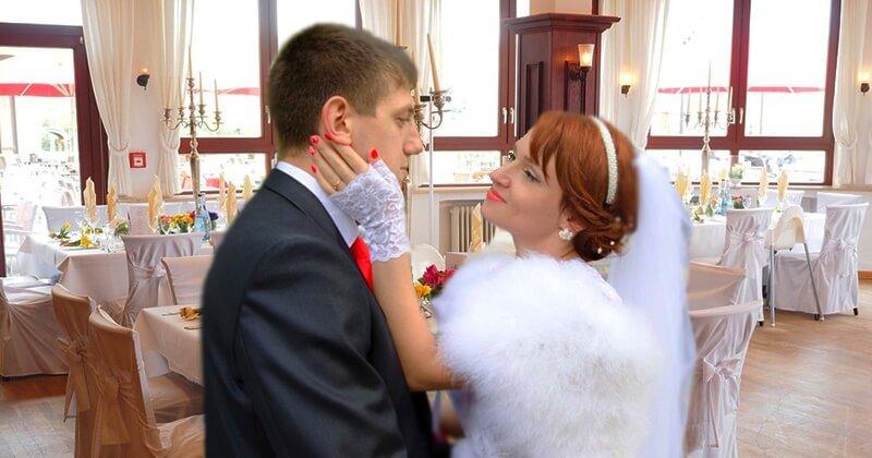 Свадьба - сценарий