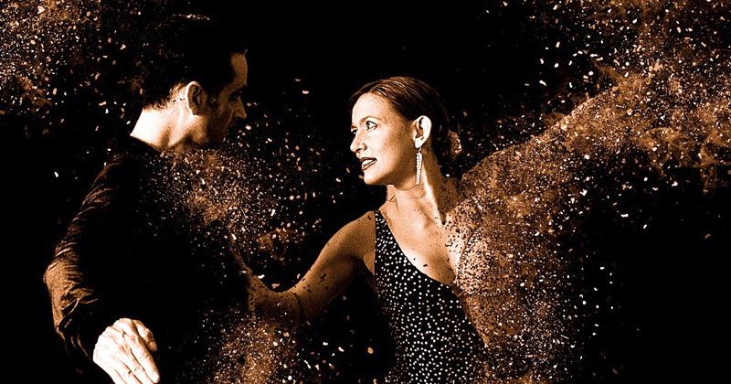 Танец на 25 лет свадьбы - заключительная часть вечера