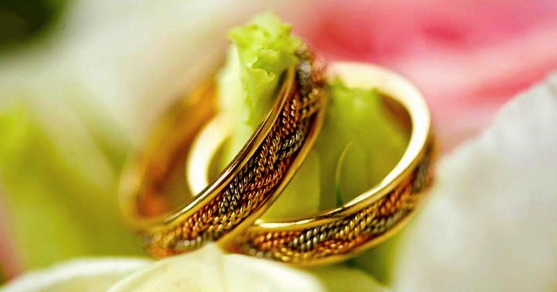 Нейтрализовать воздействие плохих примет на обручальное кольцо